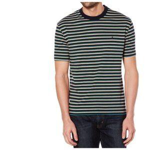 PENGUIN Original Pop Stripe Ringer Tee T-Shirt XXL